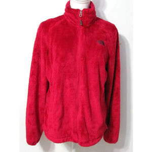 The North Face Osito Fleece Jacket Cerise Pink